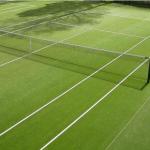 pista de tenis hierba