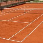 pista de tenis tierra
