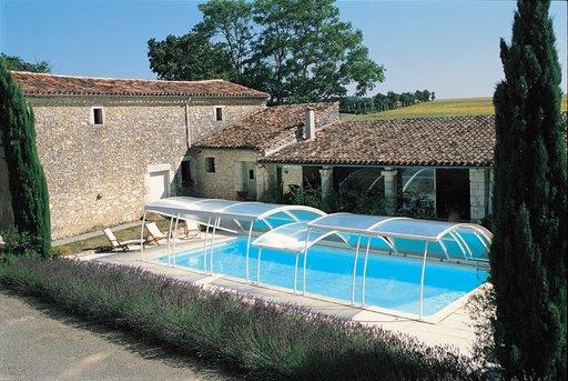 Cubiertas piscinas Galitec