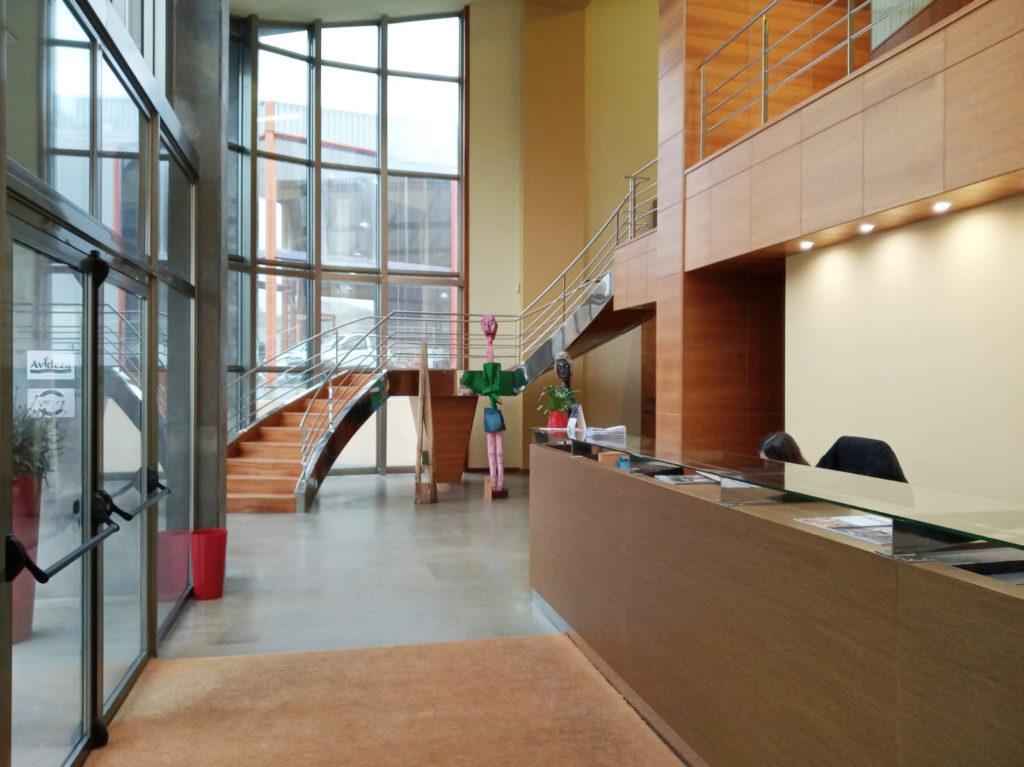 Galitec sede principal oficinas